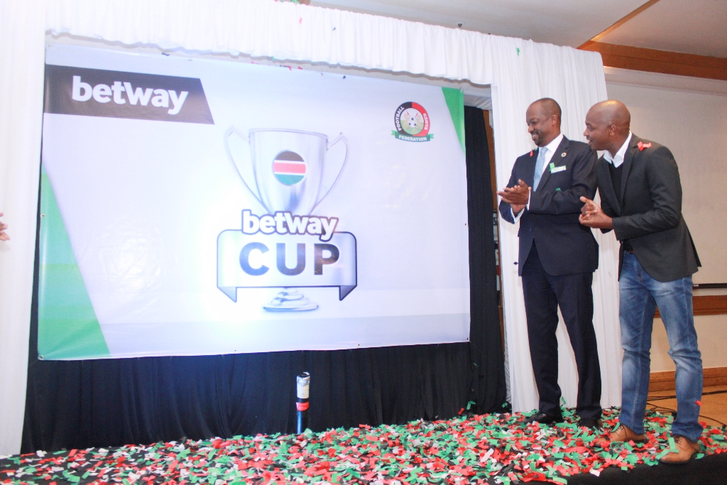 Betway Cup preliminary round fixtures released, KPL, NSL clubs handed bye's