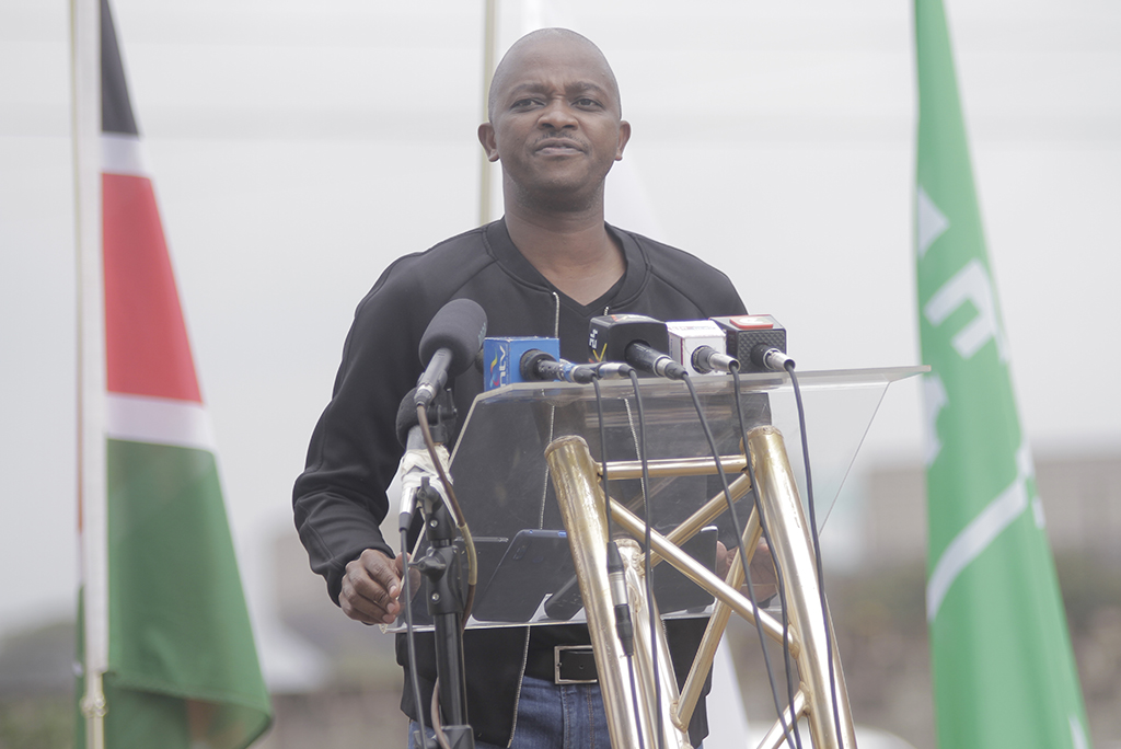 FKF president discloses BetKing Kenya contract details to Premier League clubs