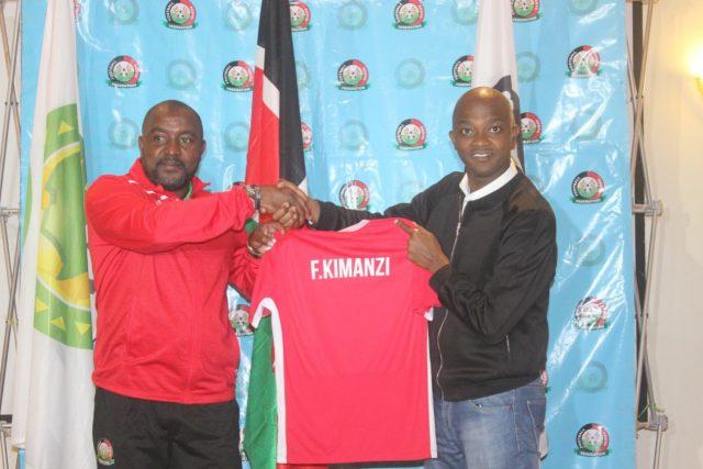 Harambee Stars Francis Kimanzi