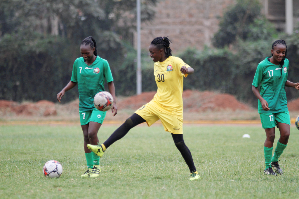 Chapa Dimba Na Safaricom Players Shine As Harambee Starlets Win CECAFA Women's Championship