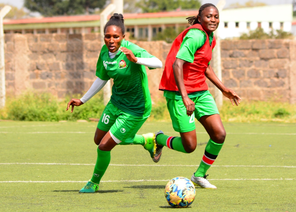 Harambee Starlets braced for Ghana Olympics qualifier