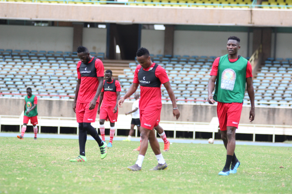 Full house in Harambee Stars camp ahead of Uganda friendly
