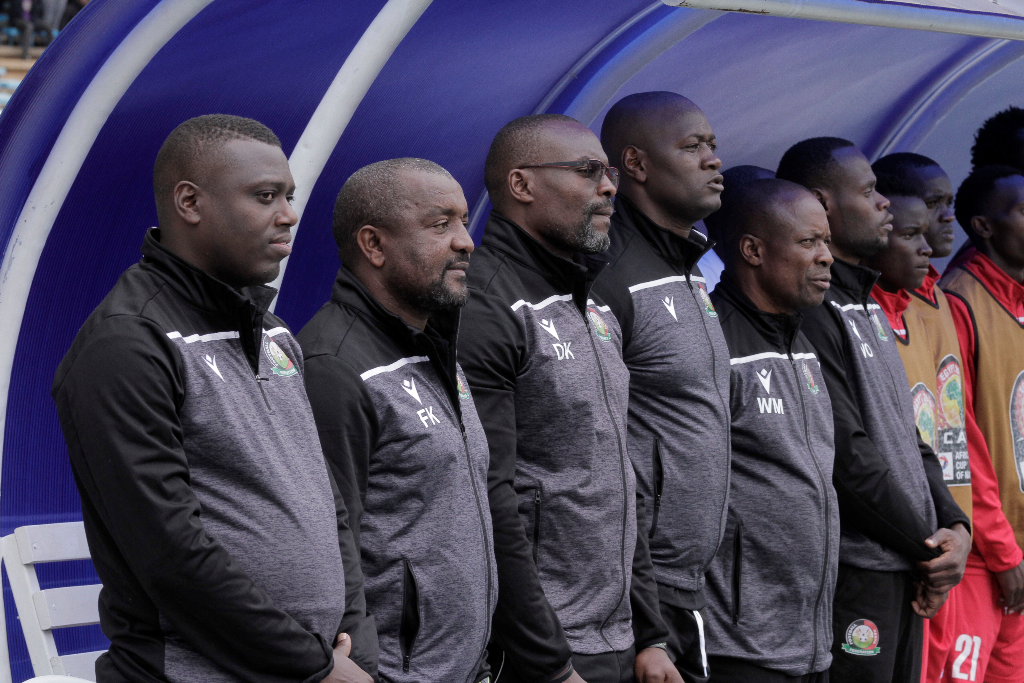 Harambee Stars squad for Mozambique friendly named