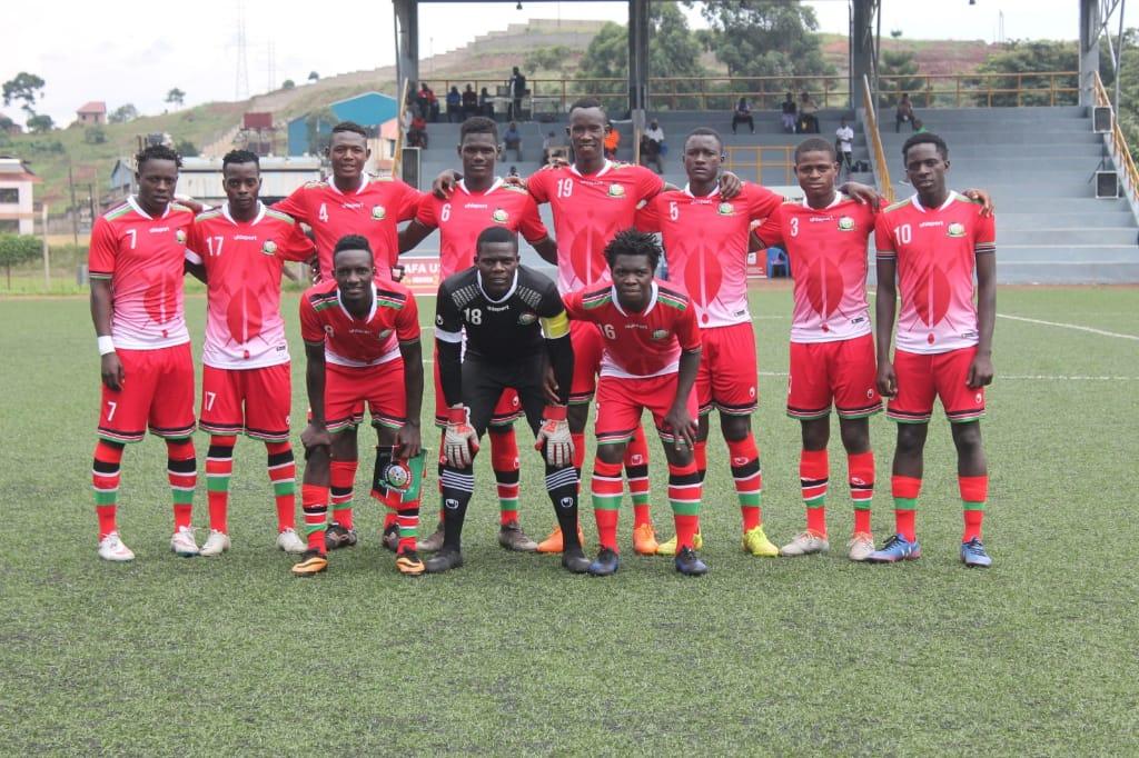 CECAFA U20: Rising Stars starting lineup for Eritrea semifinal named