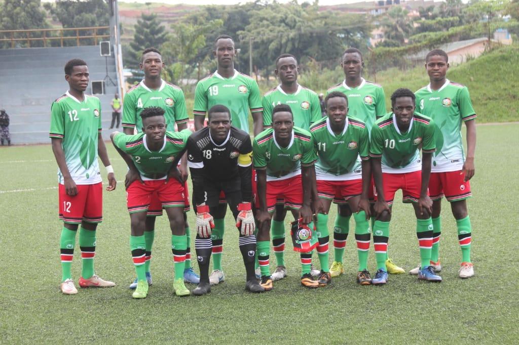 Rising Stars all set for CECAFA U20 semis against Eritrea