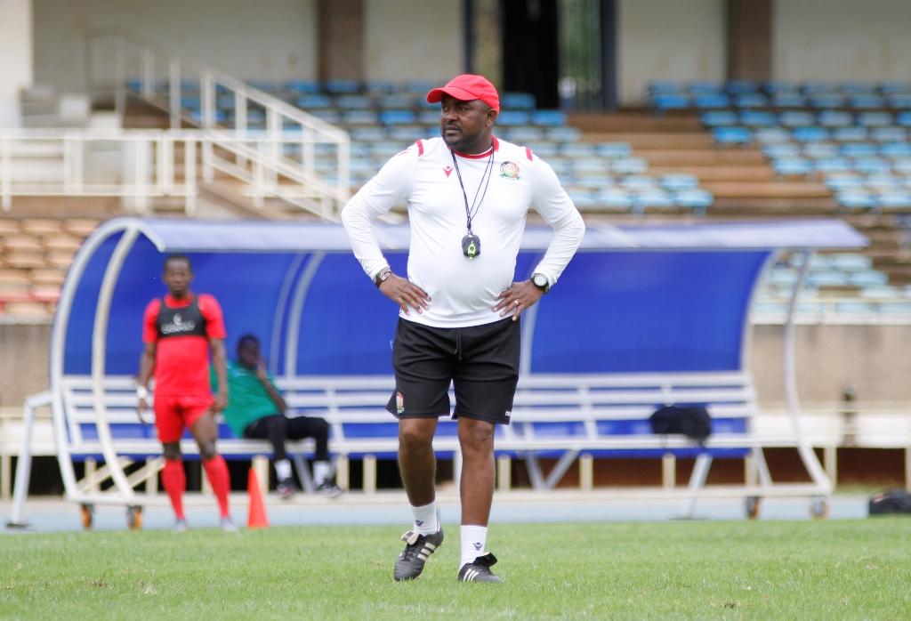 Harambee Stars provisional squad for Zambia international friendly named