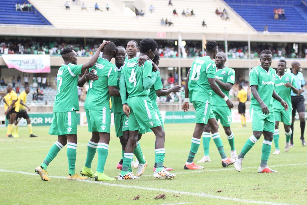 Gor Mahia, Bandari all set for CAF Confederation Cup playoff round