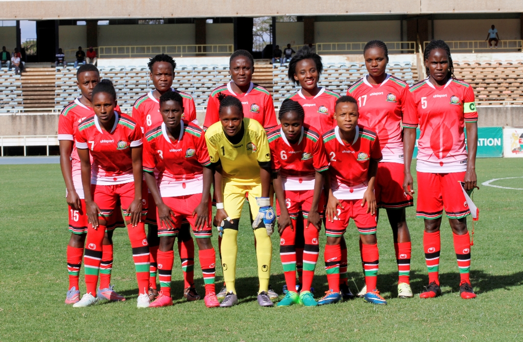 Full house in Harambee Starlets squad ahead of Zambia Olympics Qualifier