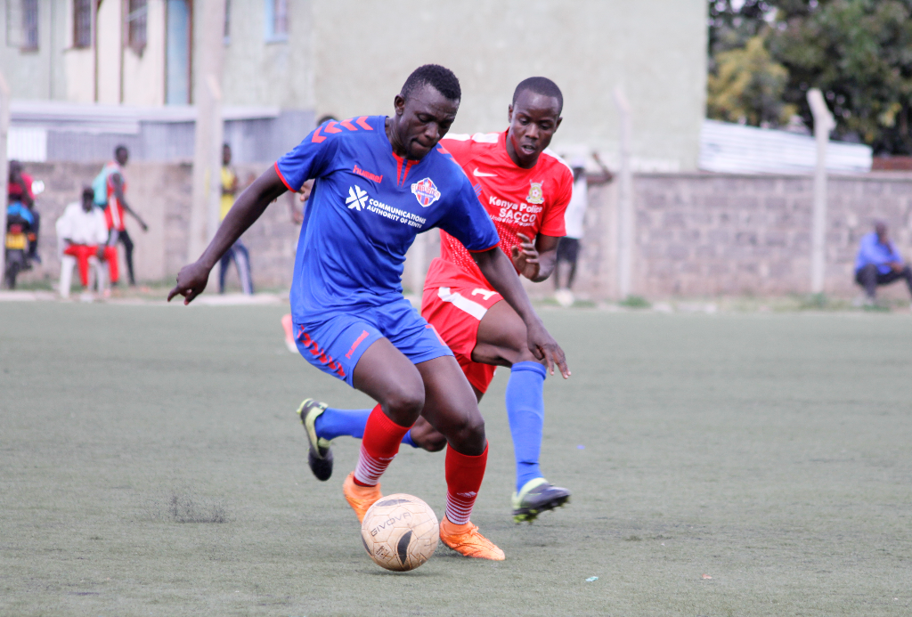 Coast Stima thrashes Kenya Police in the Betika Super League matches