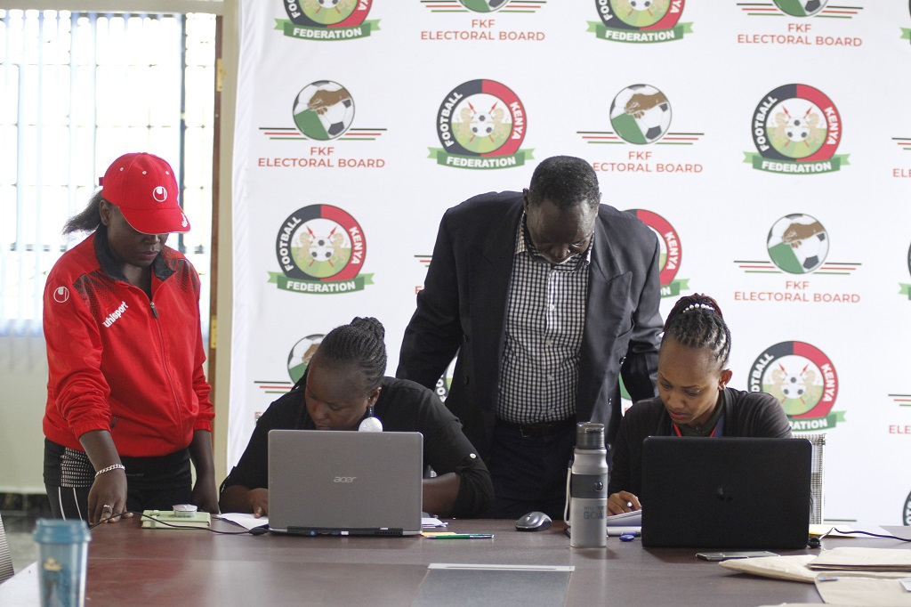 Coast, North Eastern aspirants hand in nomination papers as Electoral Board hits ground running