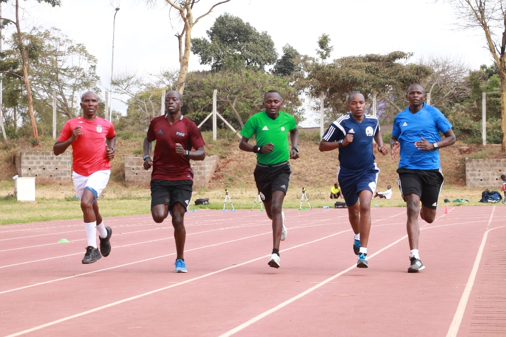FIFA MA referees course takes shape in Machakos, KPL refs set to benefit