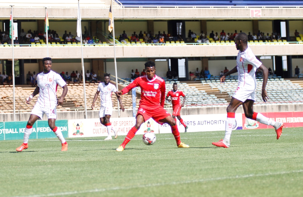 Bandari bow out of CAF Confederations cup race