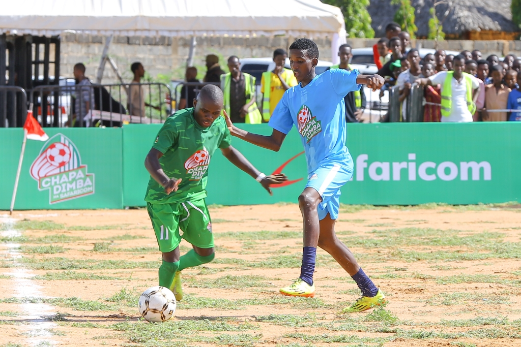 Chapa Dimba Na Safaricom Nairobi Regional Finals Fixtures released