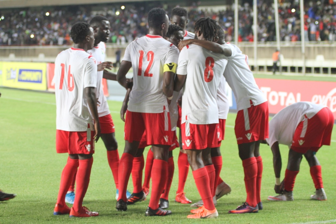 Harambee Stars share spoils with Togo in the 2021 AFCON Qualifier match
