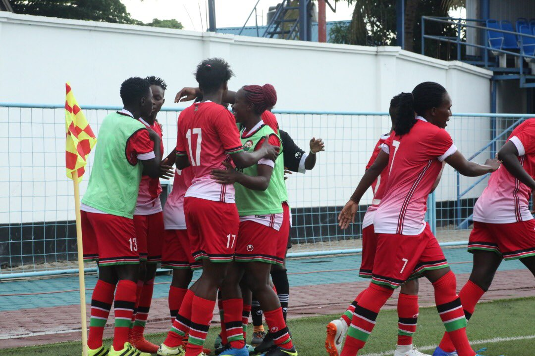Harambee Starlets all set for CECAFA semis, Coach Ouma upbeat