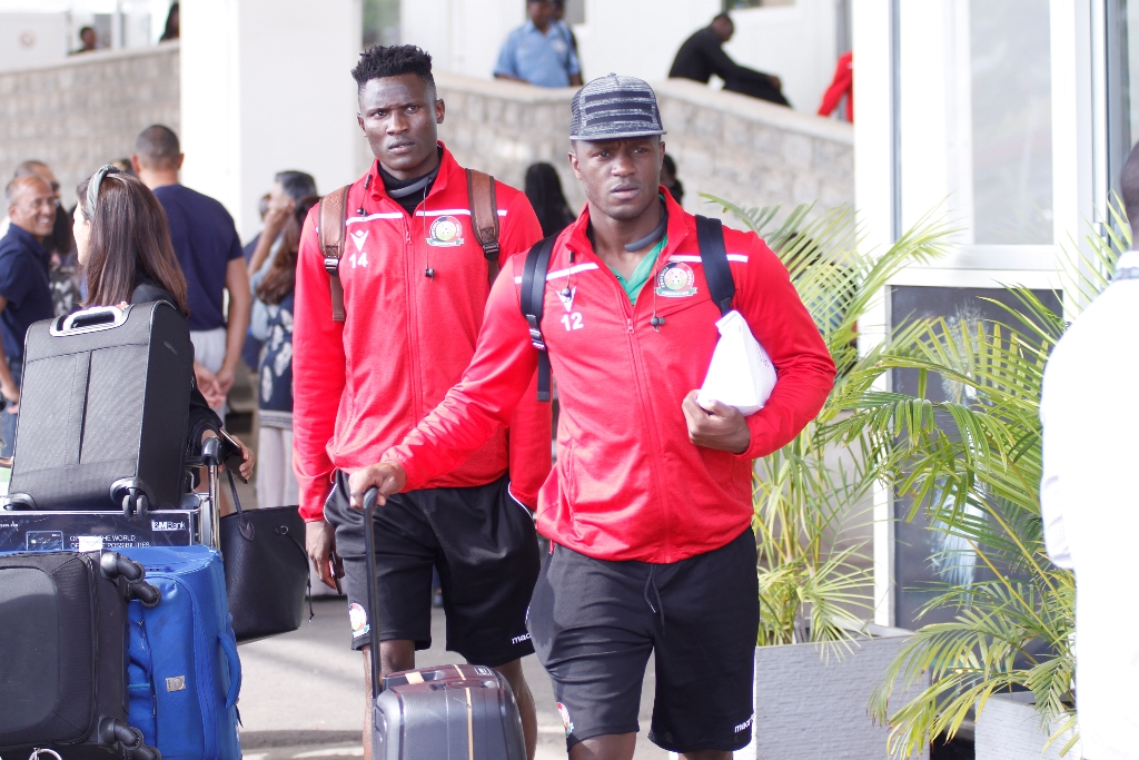 Harambee Stars jet back, all guns on Togo AFCON Qualifier
