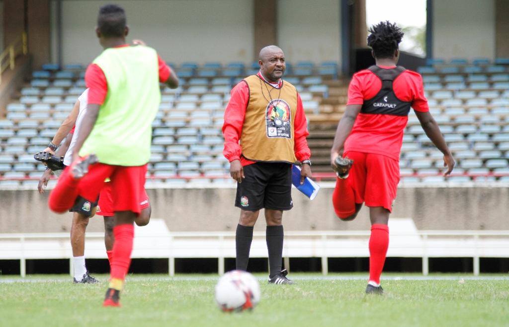 Wambani, Wamalwa named in Harambee Stars starting lineup for CECAFA opener