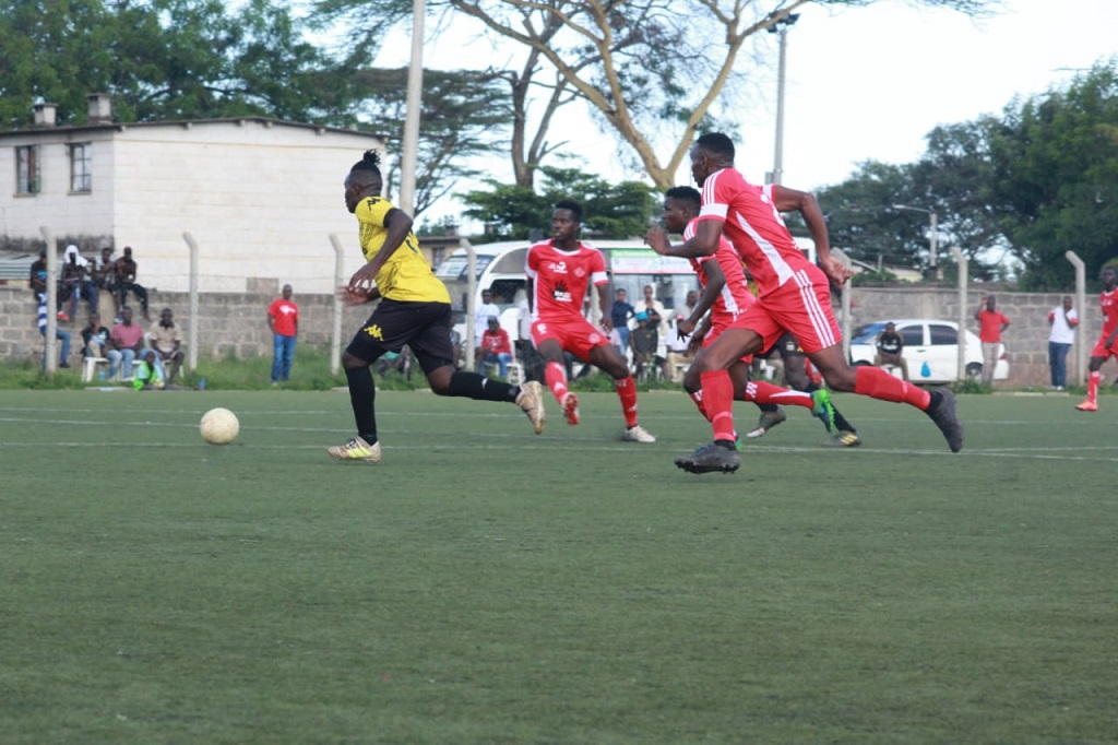 Vihiga Bullets shines as Administration Police, Modern Coast Rangers share spoils