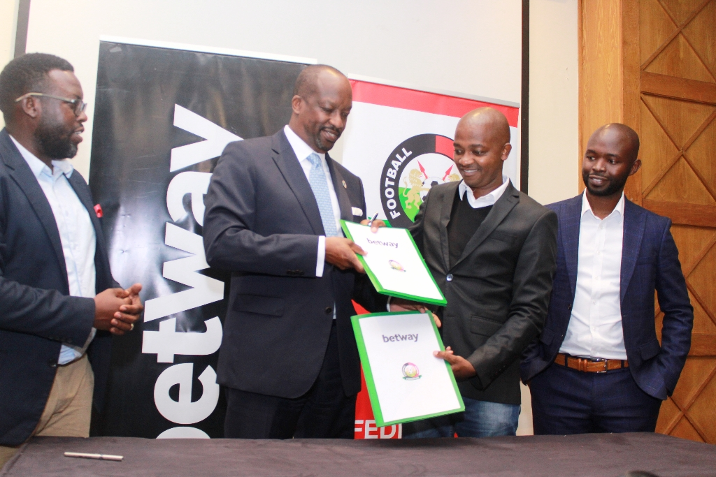 Football Kenya Federation unveils Betway as FKF Cup partner in KES 45 Million deal