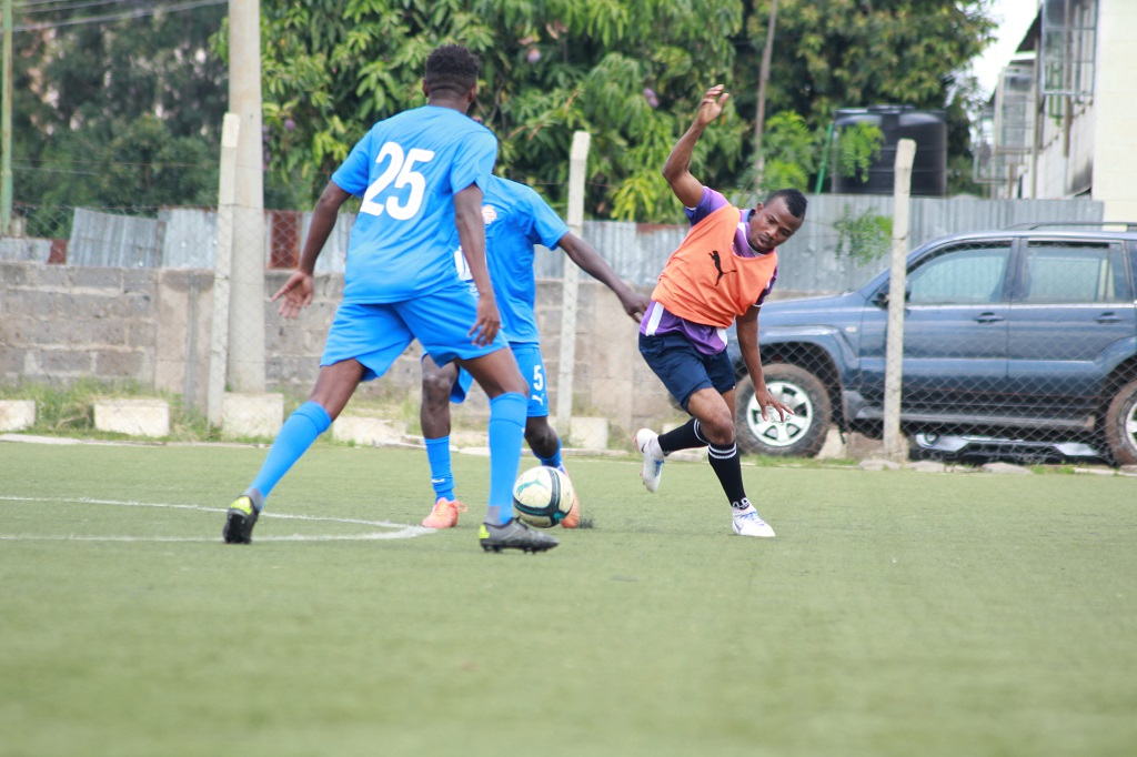 Bidco Coach Akhulia: We are prepared for City Stars
