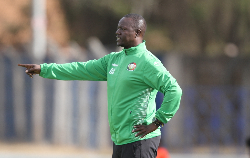 Coach David Ouma elated at 2019 SOYA awards nomination