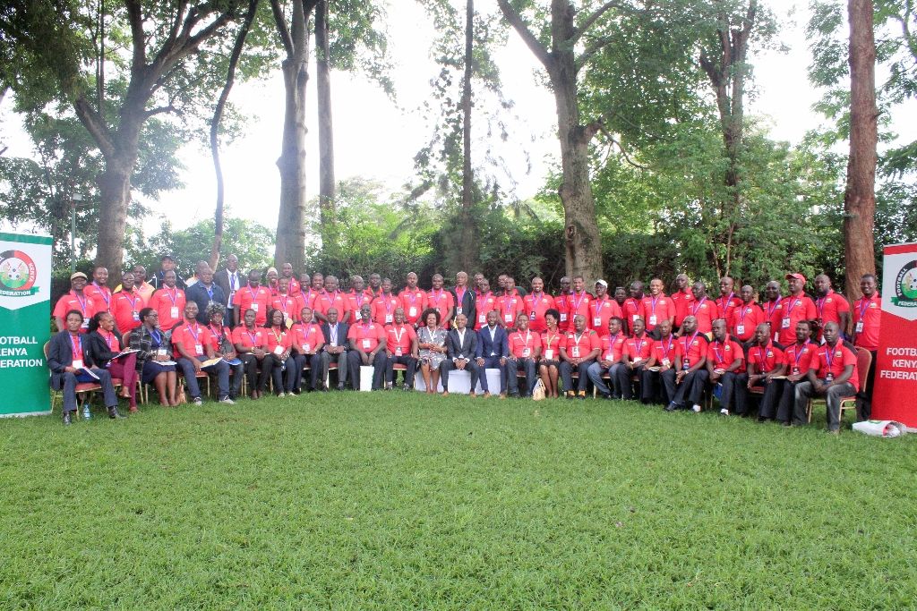 FKF holds Special General Meeting, all set for elections