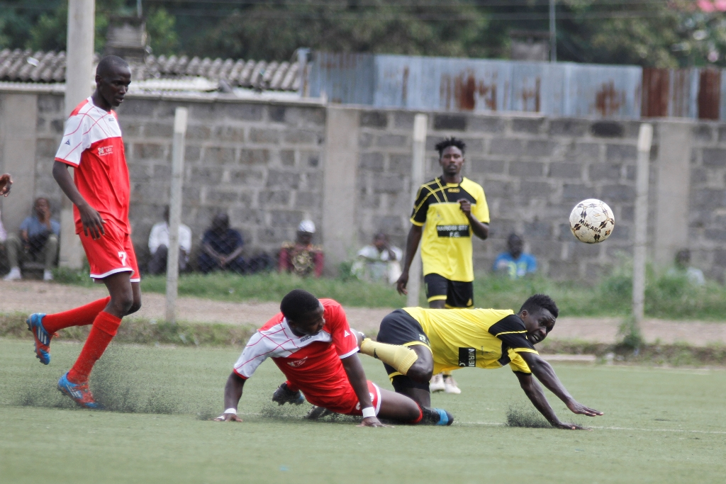Nairobi Stima maintain healthy lead against Ushuru