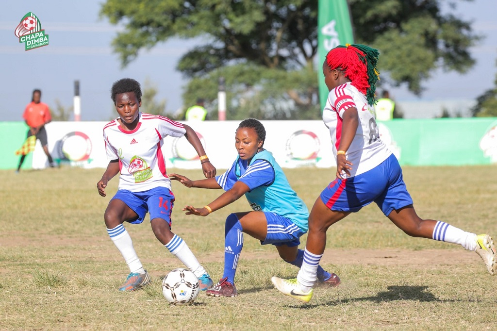 JYSA,Ulinzi Youth face off in Chapa Dimba na Safaricom Central Region finals
