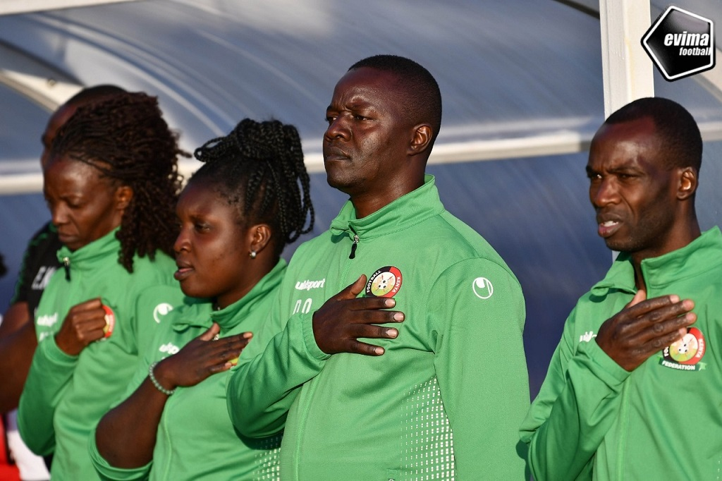 Harambee Starlets coach David Ouma picks positives from Turkish Women's Cup experience