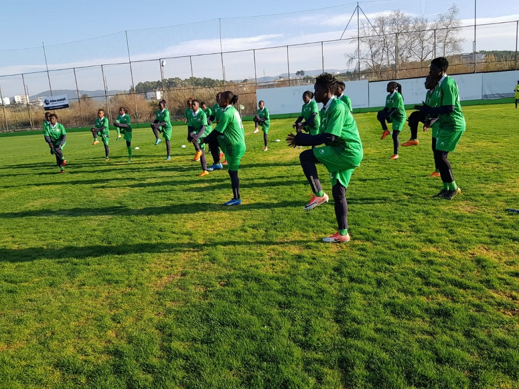 Coach Ouma: Chile is a strong side, but the Starlets are up to the task