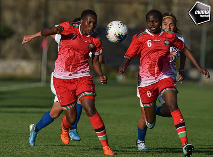 Harambee Starlets fall to Ghana in Turkish Women's Cup