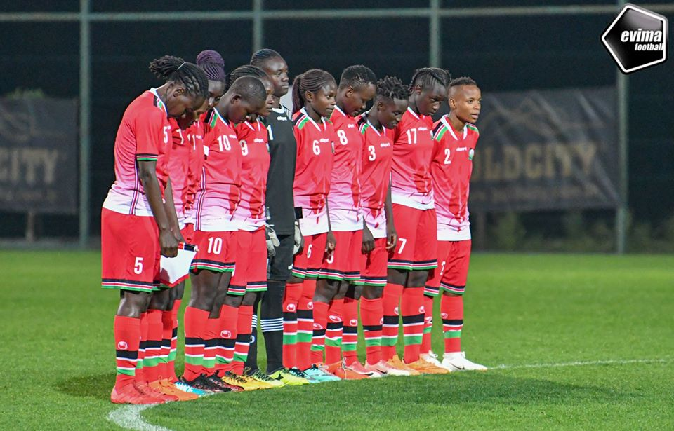 Harambee Starlets jet back, all guns on Tanzania AWCON Qualifier