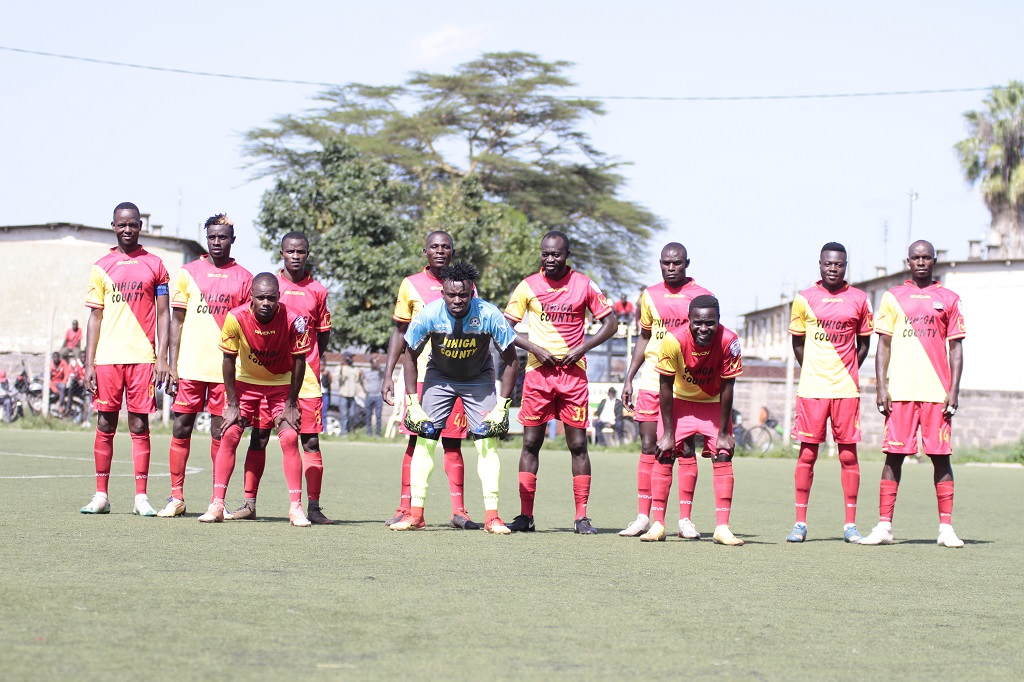 Ushuru thump Mt. Kenya United as Vihiga United switch off Kibera Black Stars