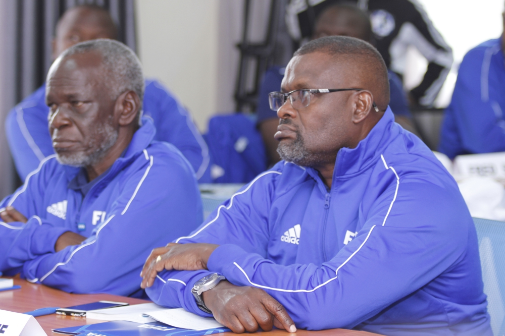 """Jacob """"Ghost"""" Mulee: Kenyan football will soon reap fruits of training coaches"""