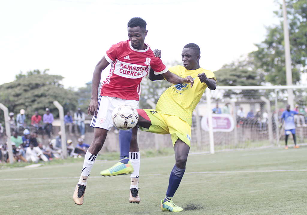Clubs hail KES 100 Million Division One League BetKing Kenya partnership