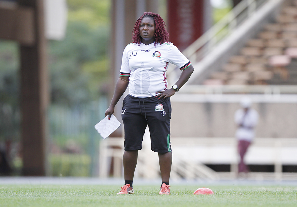 Starlets Asst. coach Jackeline Juma savors CECAFA, Olympics experience, outlines 2021 ambition