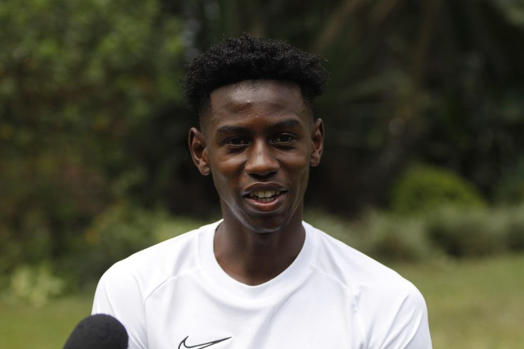 Clarke Oduor: Kenyan-born defender player profile
