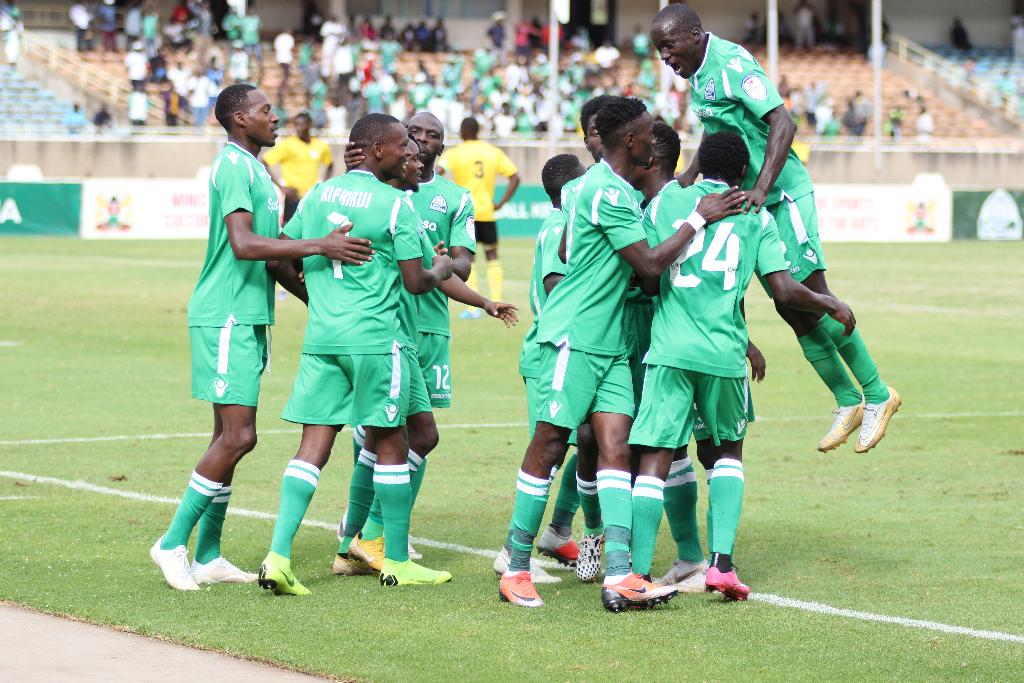 Finesse Kipkirui leads Gor Mahia to CAF Champions League first round