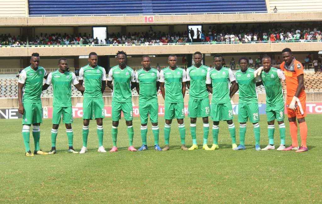 Match officials for Gor Mahia, Aigle Noir CAF tie named