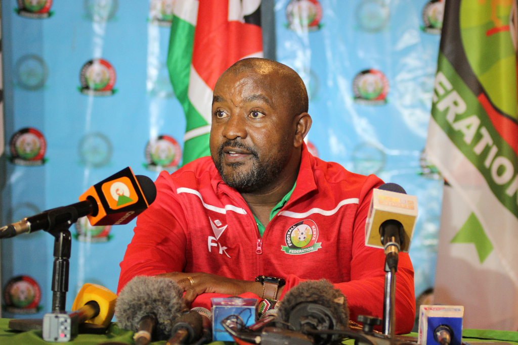 Harambee Stars provisional squad for Uganda friendly named