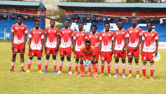 CECAFA U20 Championships fixtures released, Rising Stars back in camp