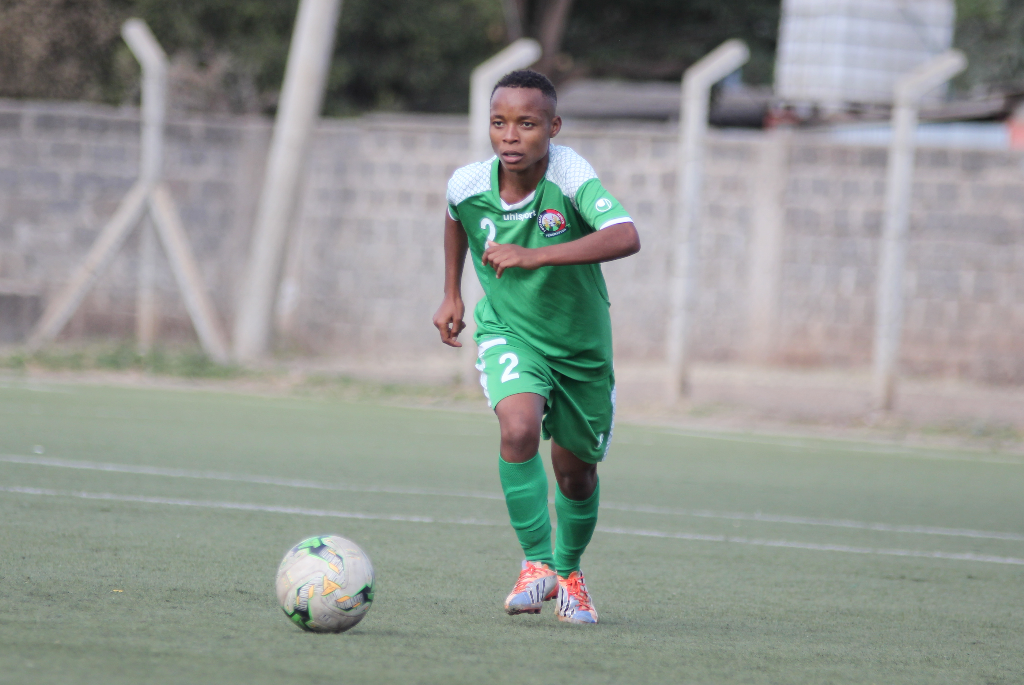Harambee Starlets starting lineup for Ethiopia international friendly named