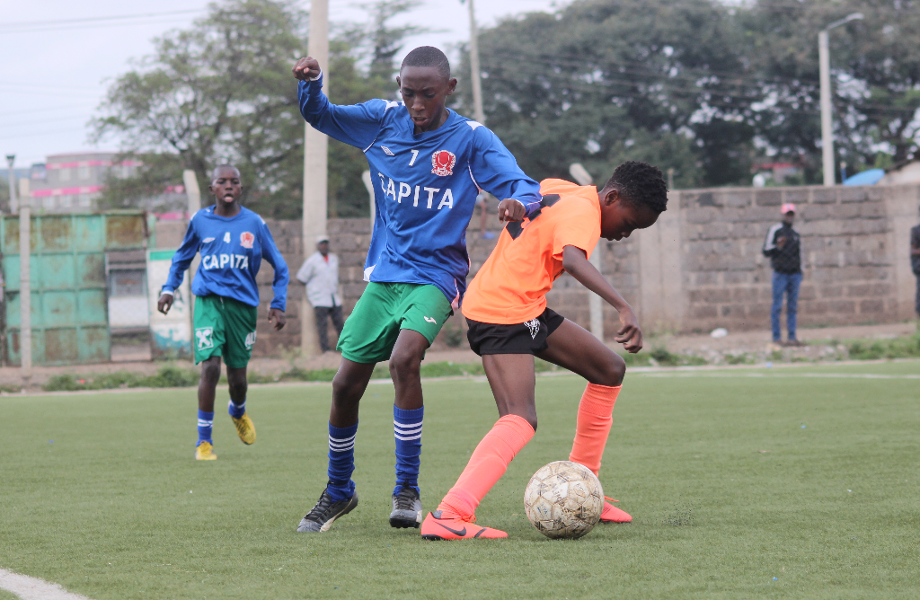 Bad day in office for Acakoro as Kick it Kenya, Young United share spoils