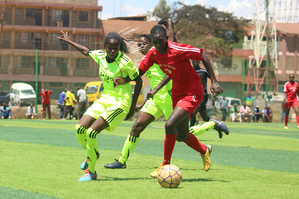 WPL Review: Big wins for Trans Nzoia Falcons and Vihiga Queens