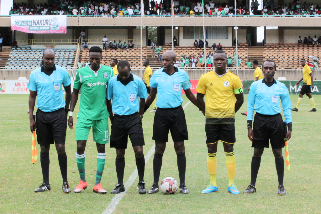 CAF CL: Gor Mahia, USM Alger return match officials named