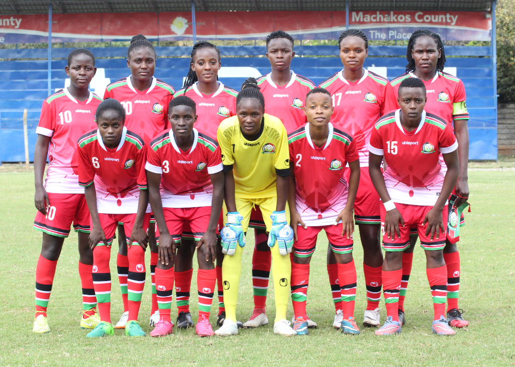 Dates set for Harambee Starlets, Ghana Olympics Qualifier