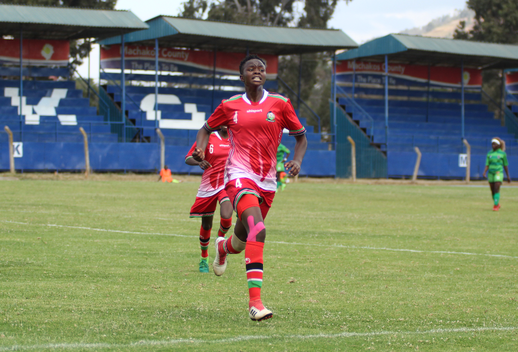 Harambee Starlets complete Olympics Qualifier aggregate win over Malawi