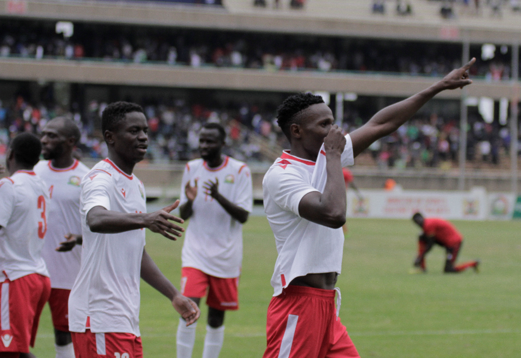 Inspired second half not enough as Harambee Stars, Uganda Cranes ends even