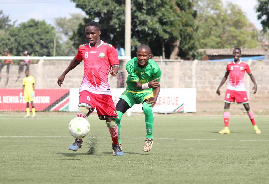Kenya U15 Junor Stars lift inaugural FKF Elite League crown