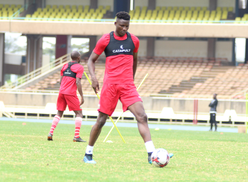Michael Olunga: Fans' support was crucial at AFCON, we need it again on Sunday